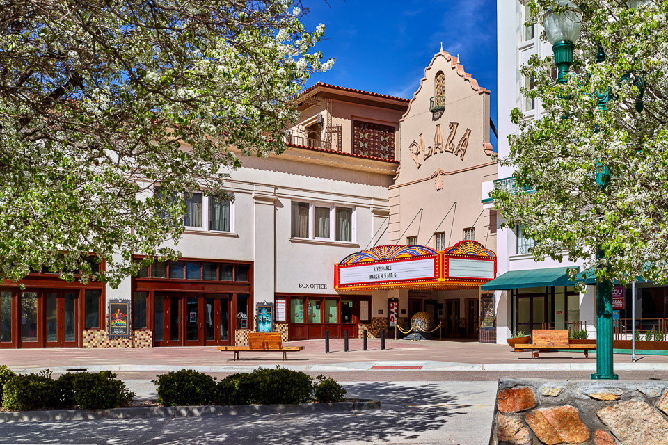 El Paso Photos - Plaza Theatre