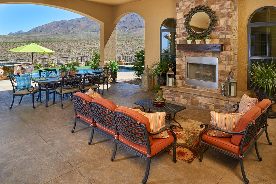 Outdoor living photographer in El Paso
