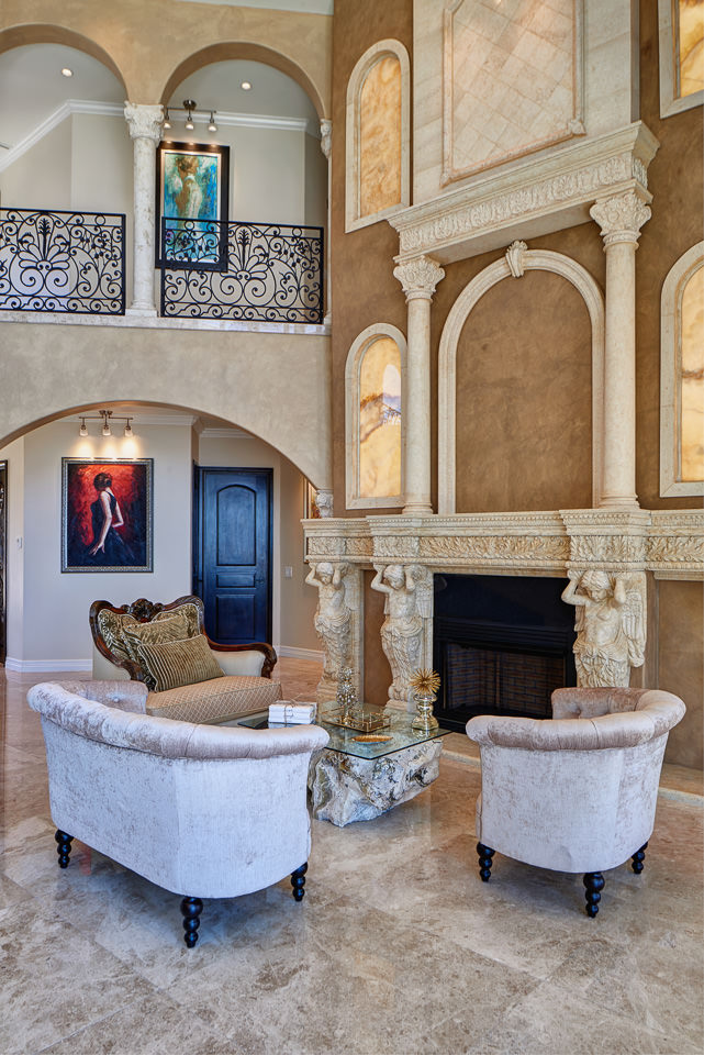 El Paso Interior Design photographer