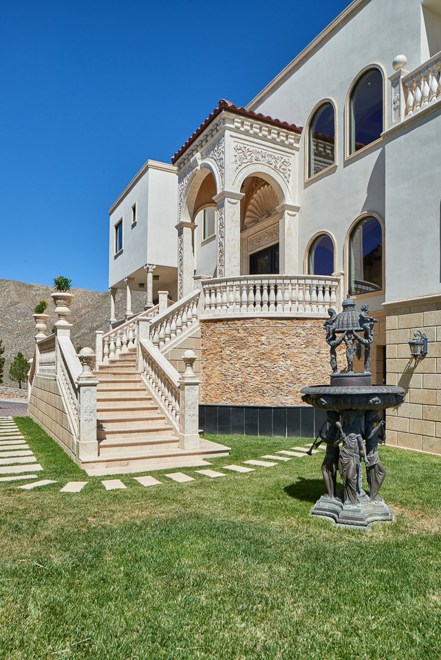 Architectural Photographer in El Paso Texas