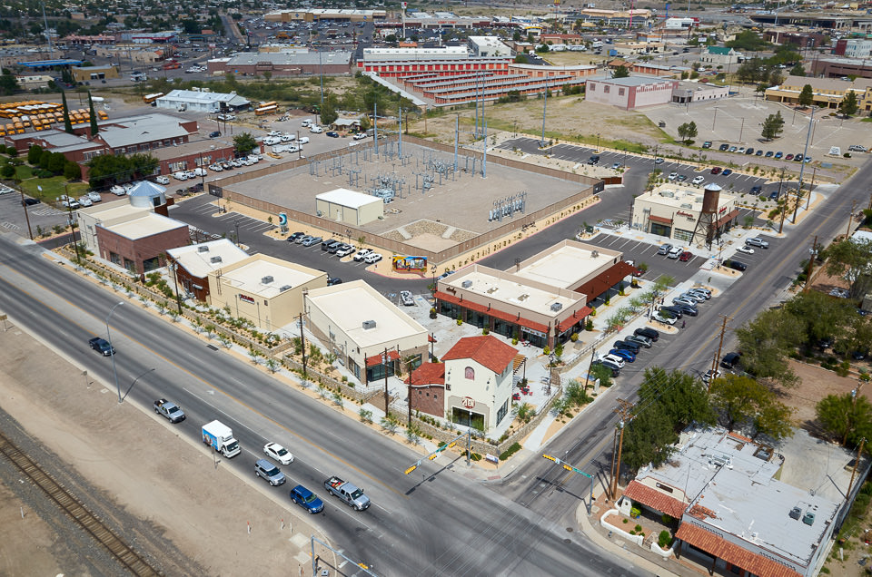 Aerial Photography in El Paso