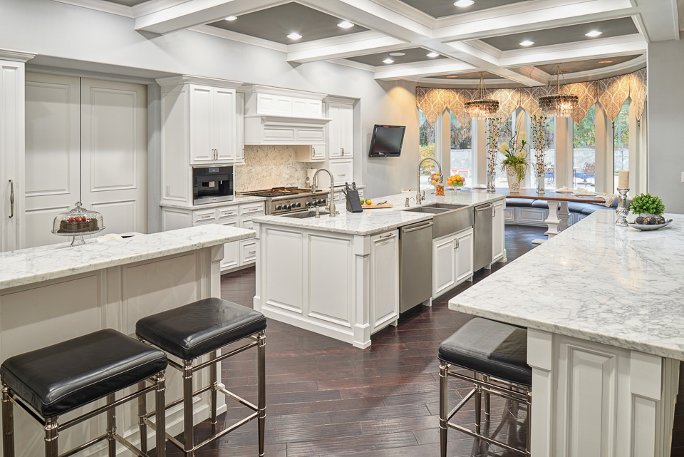 Photography of a Remodeled Kitchen - El Paso Professional Photographer