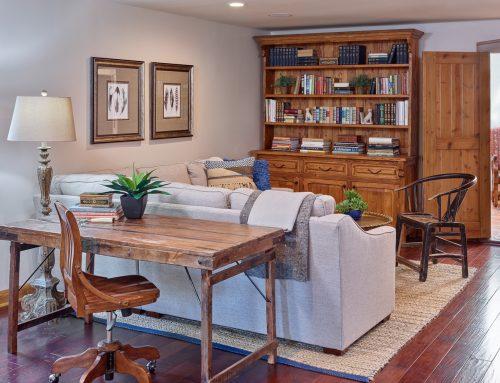 A Medium Format Interior Design Shoot