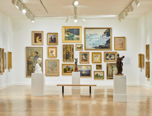 Interior Photography for the El Paso Museum of Art