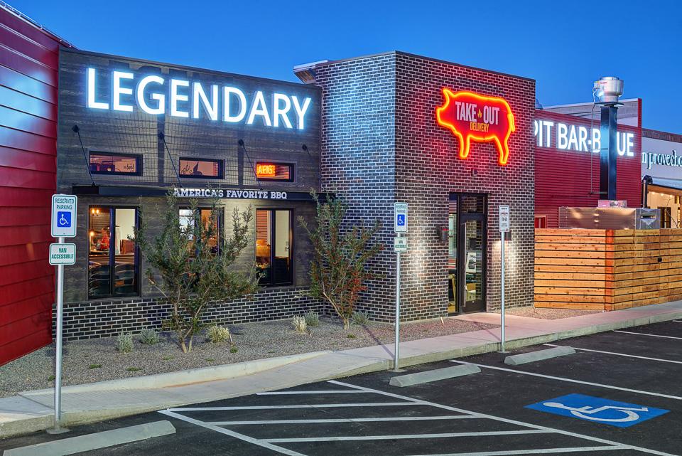 El Paso Exterior Architectural Photography