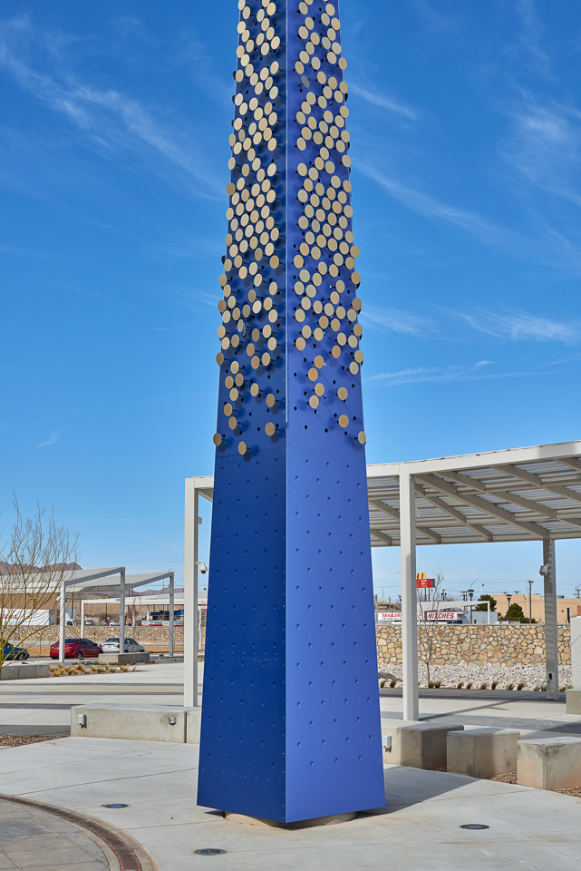 Architectural Photography of Northgate Transit Center