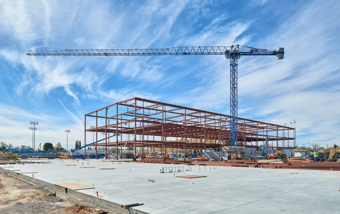Eastwood High School Construction