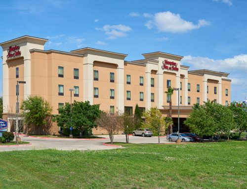 Texas Hotel Photographer – Hampton Inn