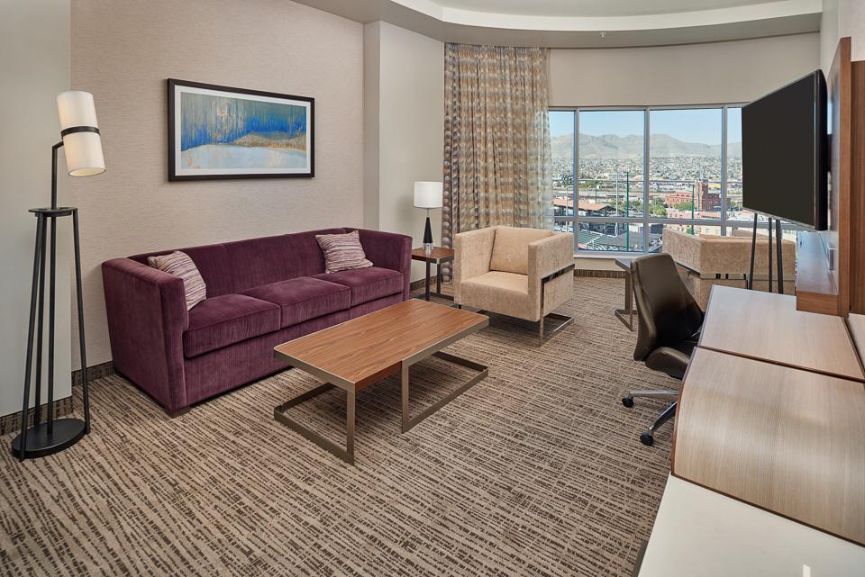 El Paso Hotel Photography