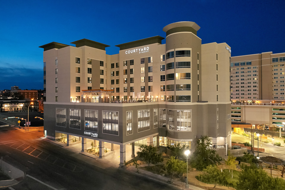 Courtyard by Marriott El Paso