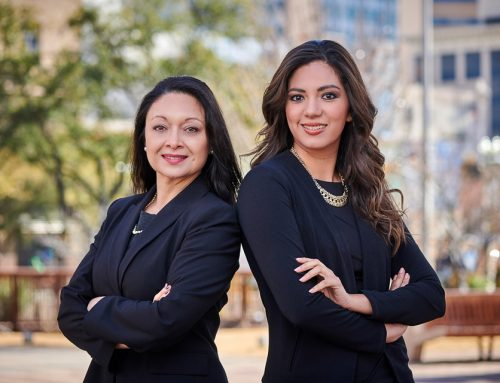 Outdoor Business Portraits in Downtown El Paso