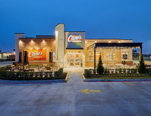 360-degree Photography of Raising Cane's in Richmond, TX