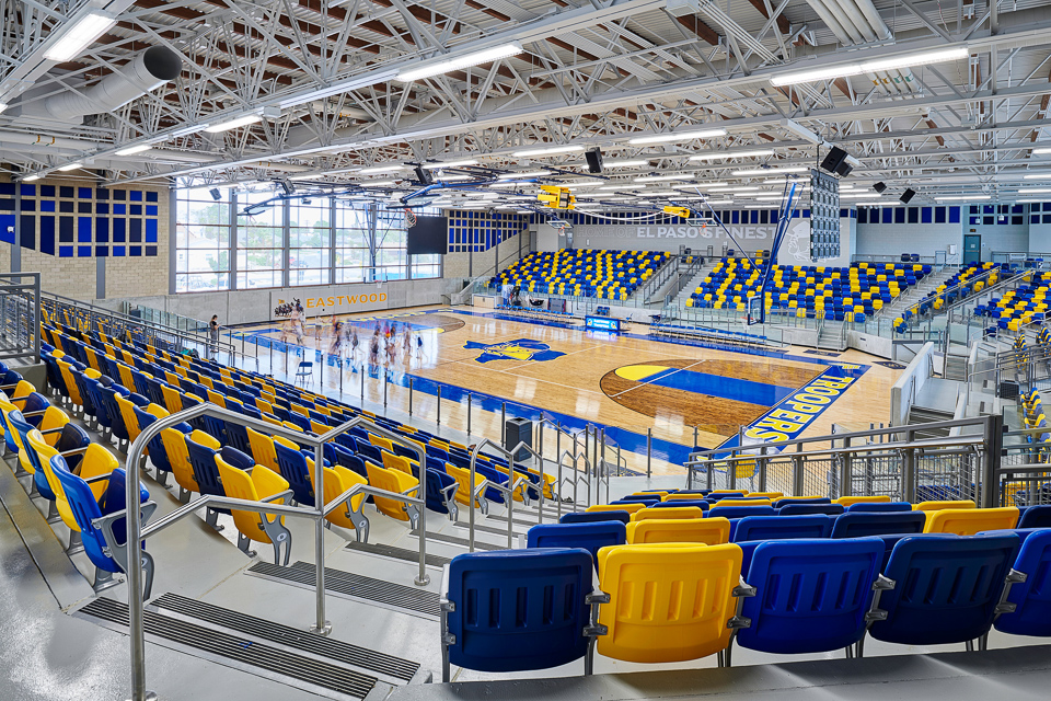 Eastwood High School Gym