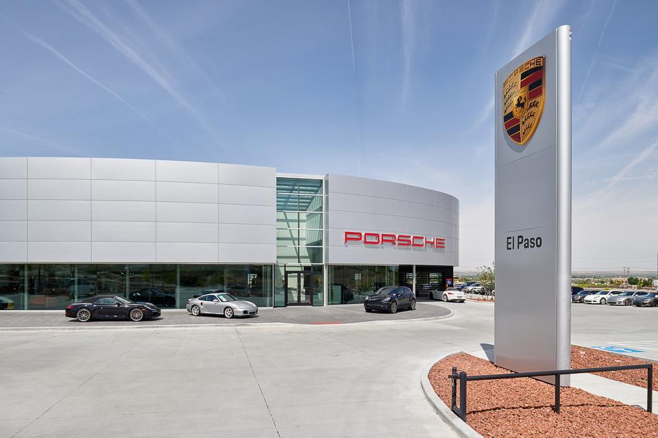 Porsche El Paso