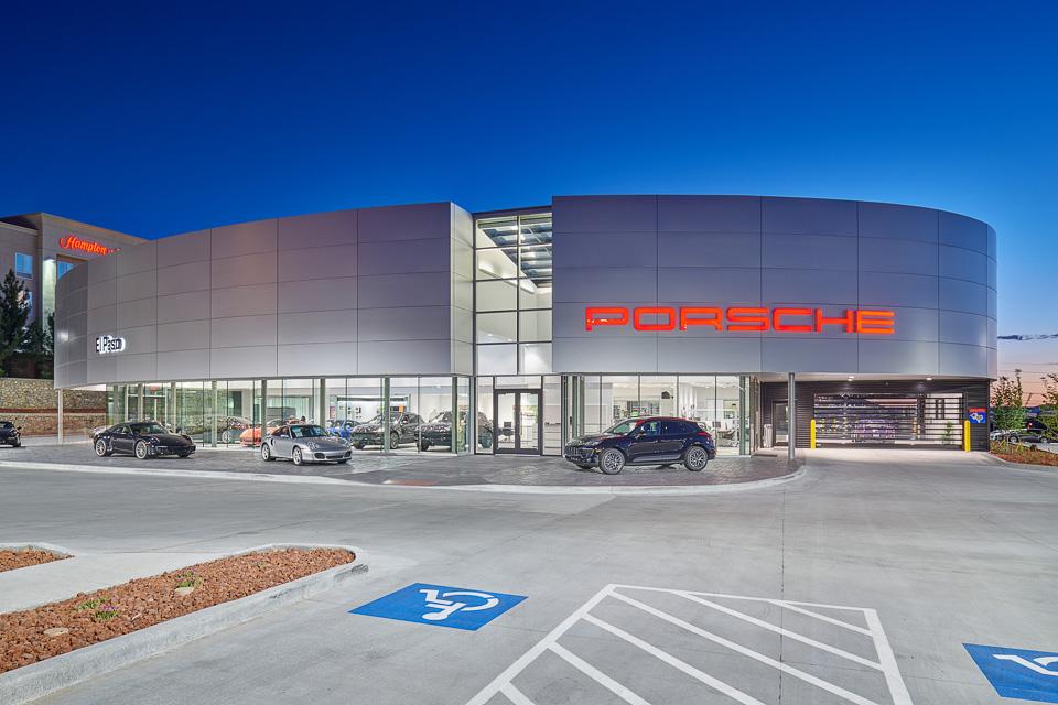 El Paso Professional Photography of Porsche El Paso