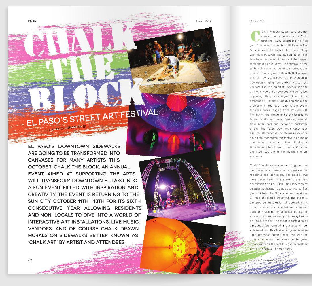 In Print: City Magazine