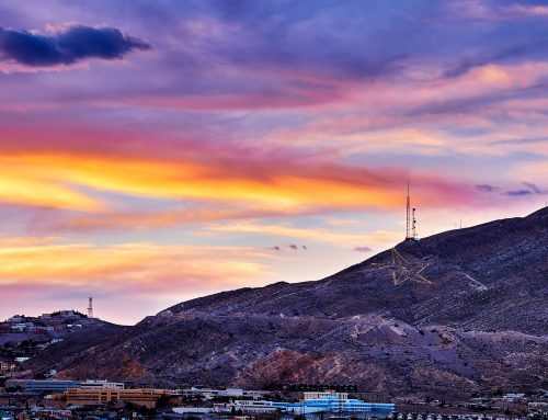 Photo of the Week: El Paso Sunset