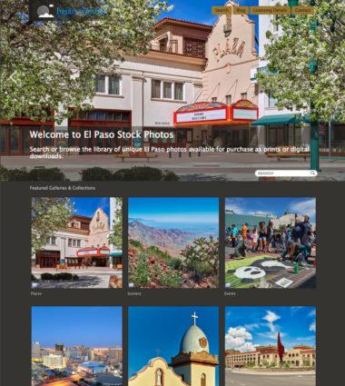 El Paso Stock Photos