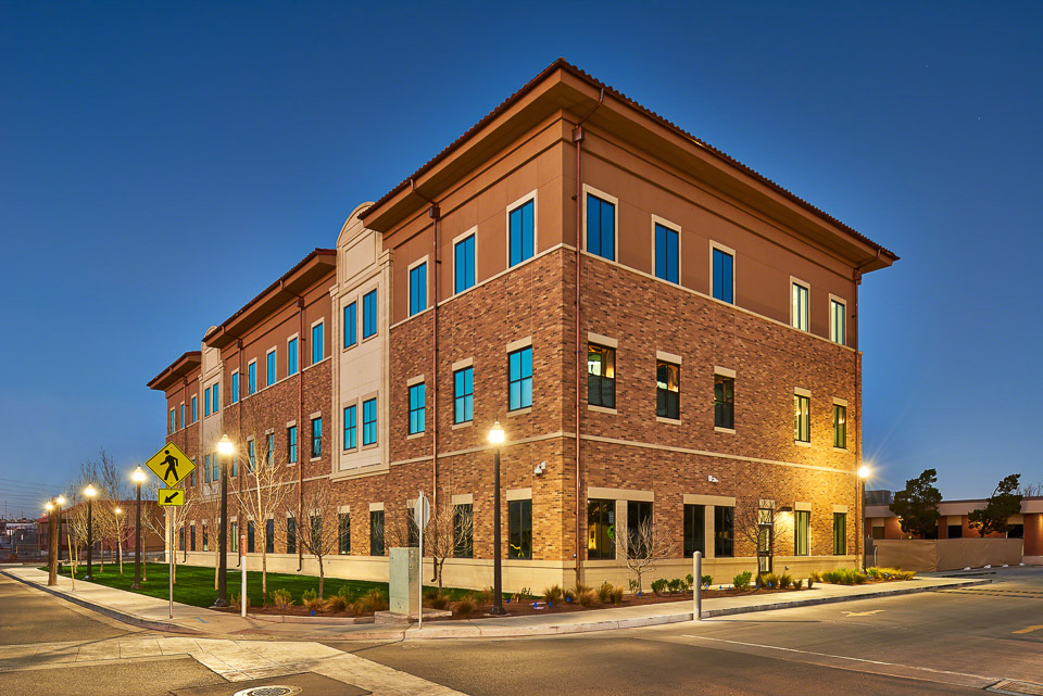 Architectural Photography of Hunt Nursing School