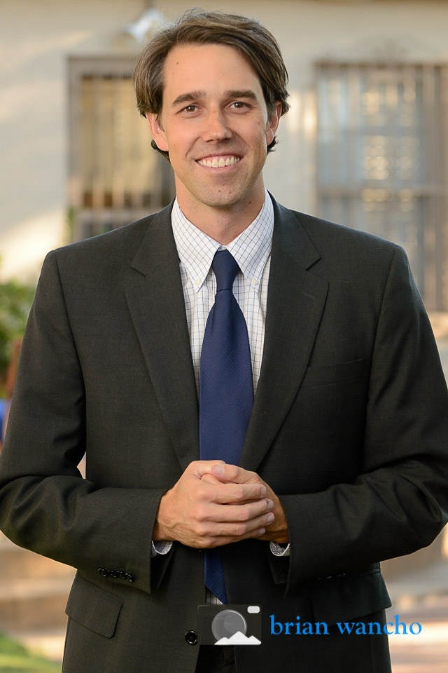 Portrait for Beto O'Rourke