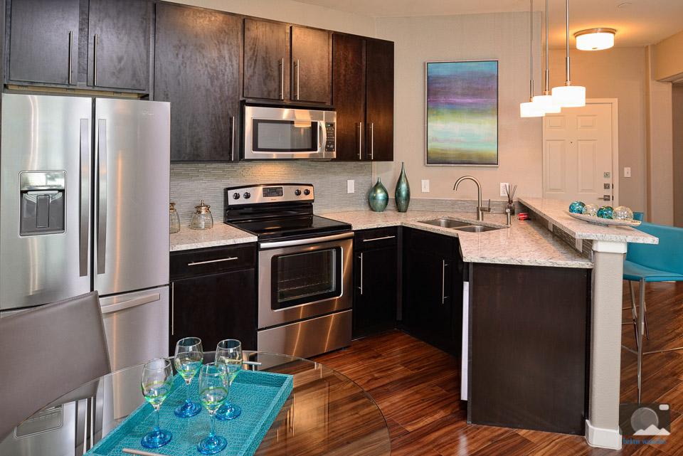 El Paso Luxury Apartment Photographer