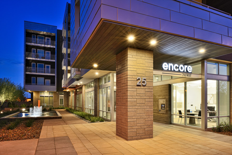 Phoenix architectural photographer - Encore on First