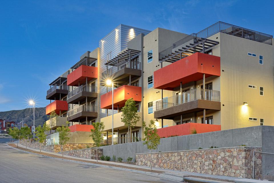 El Paso Architectural Photographer - Santi Dwellings