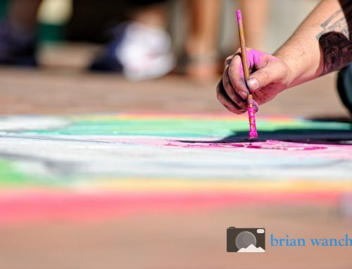 Event Photographer in El Paso – Chalk the Block 2012
