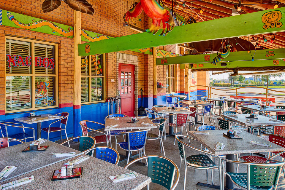 Exterior: Architectural Photography Of Chuy's Restaurant In