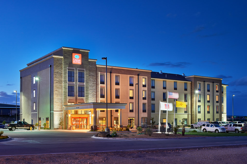 New Mexico and Texas Hotel Photographer