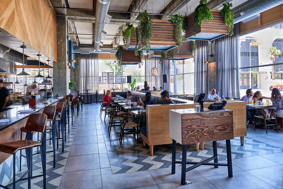 El Paso Restaurant Photography
