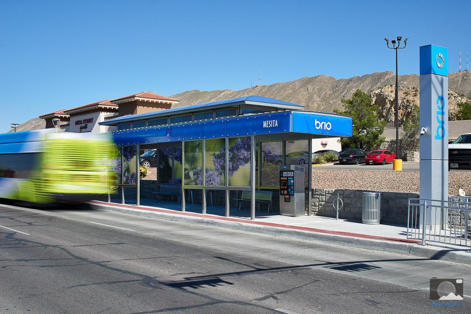 El Paso Brio station