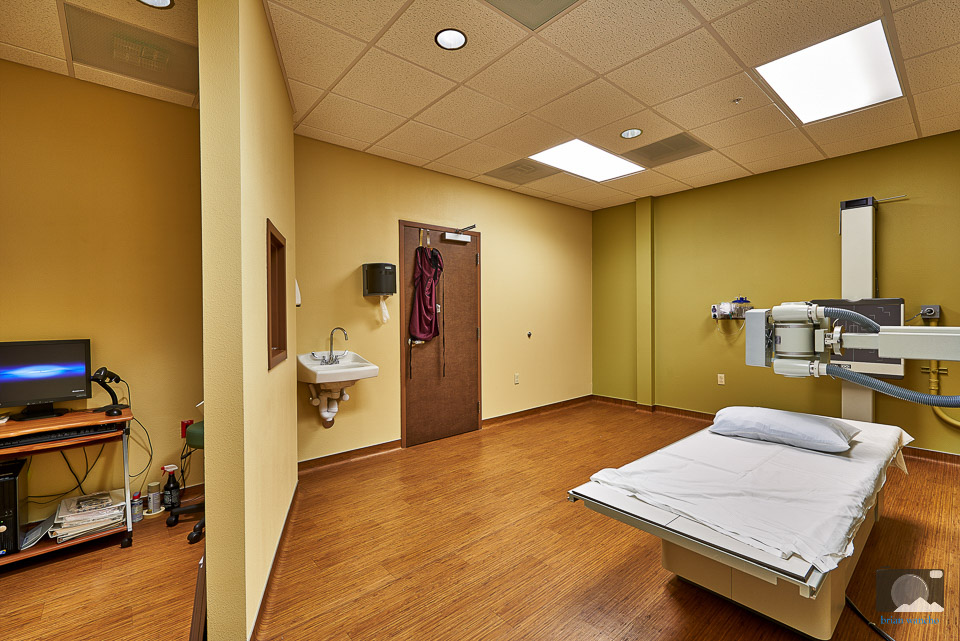 X Ray Room - Complete Emergency Care
