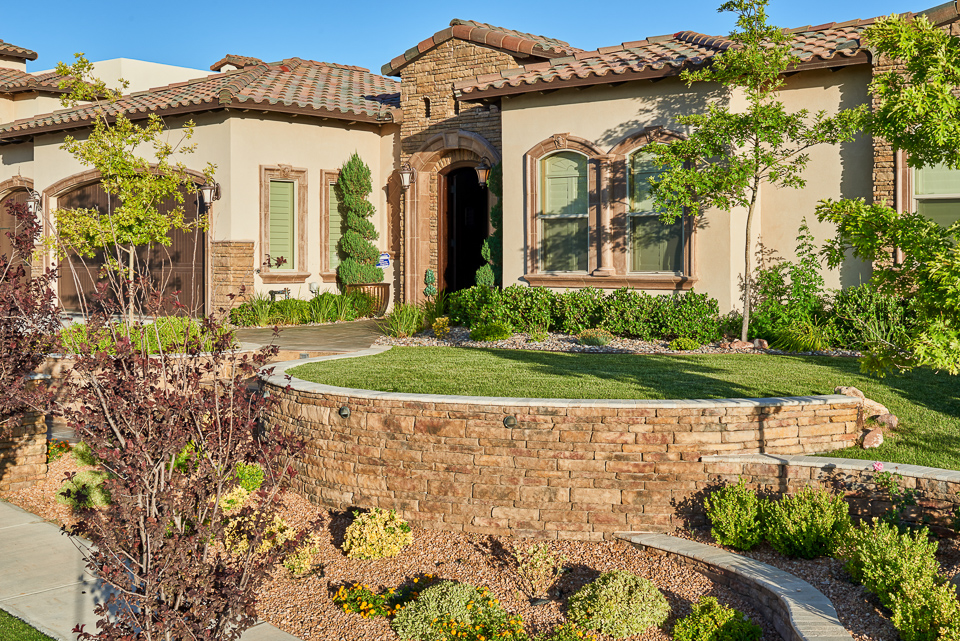Exterior landscape photographer in El Paso