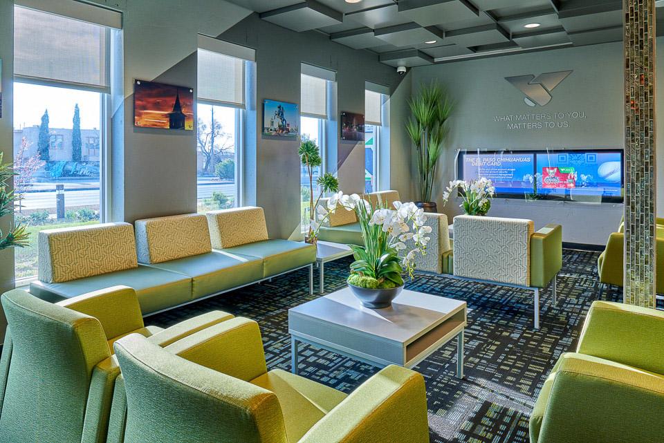 El Paso interior design photographer