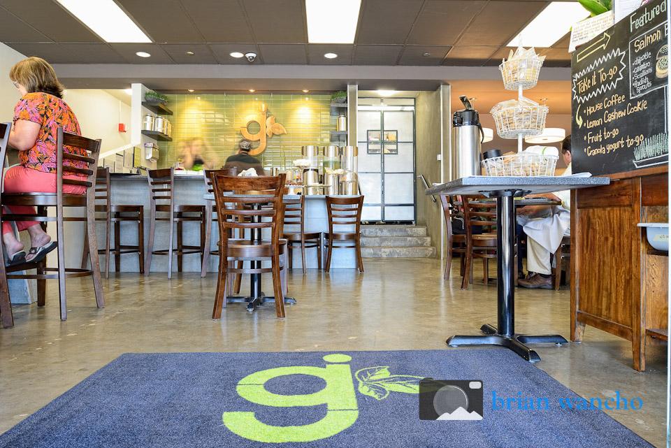Restaurant Photographer in El Paso - The Green Ingredient