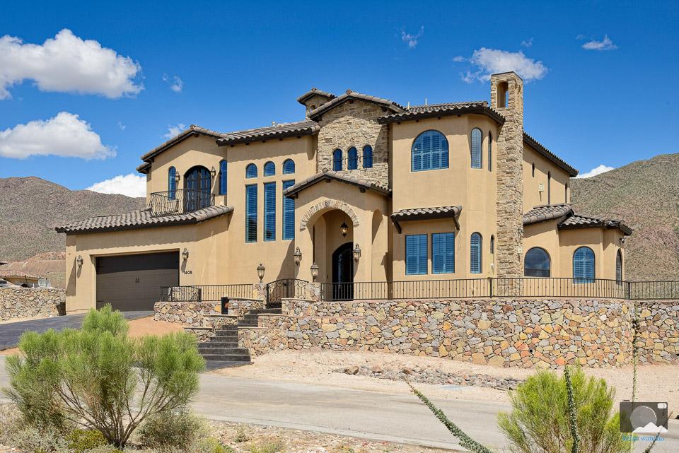 High end real estate photography in el paso el paso for Houses in el paso