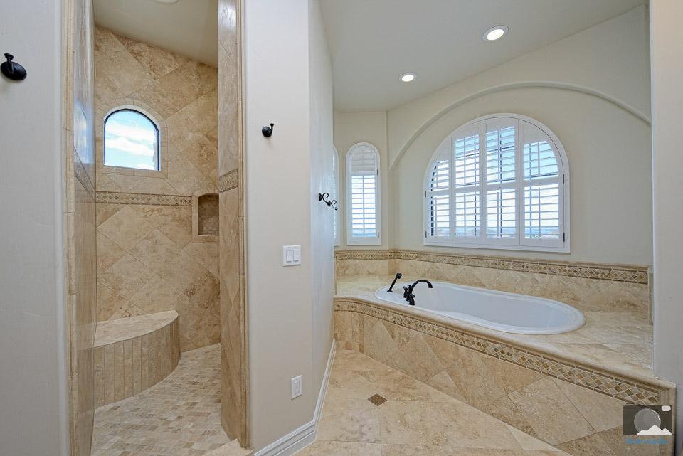 Bathroom in High End Home in El Paso