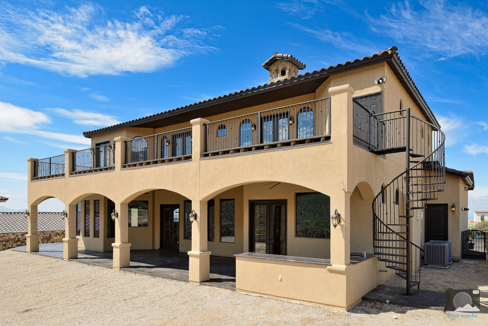 El Paso professional real estate photographer