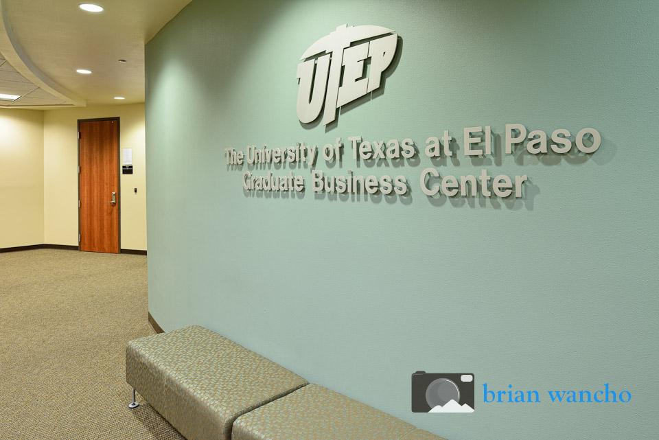 UTEP Graduate Business Center - El Paso