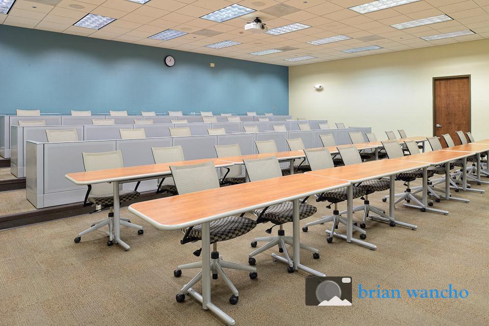 Auditorium  in the UTEP Graduate Business Center