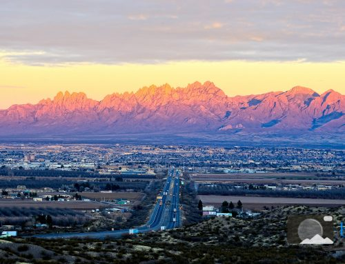 Photo of the Week – A Colorful Las Cruces Sunset