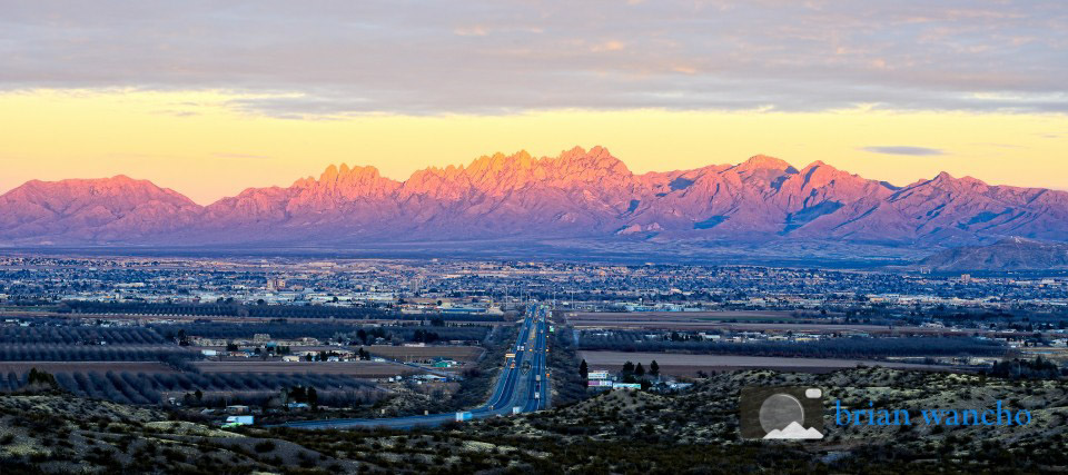 Las Cruces Sunset