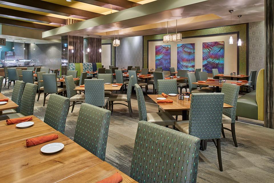 Restaurant in West Texas hotel
