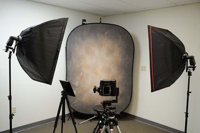 portable portrait studio