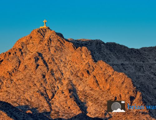 Photo of the Week: Mount Cristo Rey at Sunrise