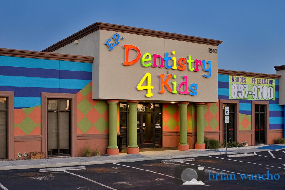 Retail Location photographer in El Paso