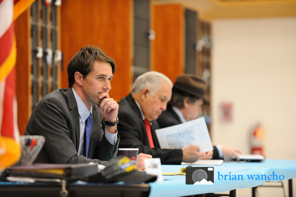 Event Photographer - Coronado Congressional Debate