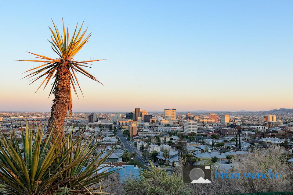 El Paso Landscape photographer