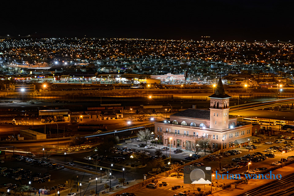 Union Depot in El Paso Texas